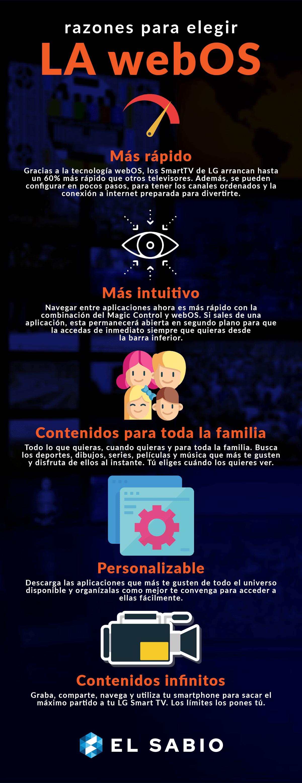 webOS - elsabio.es